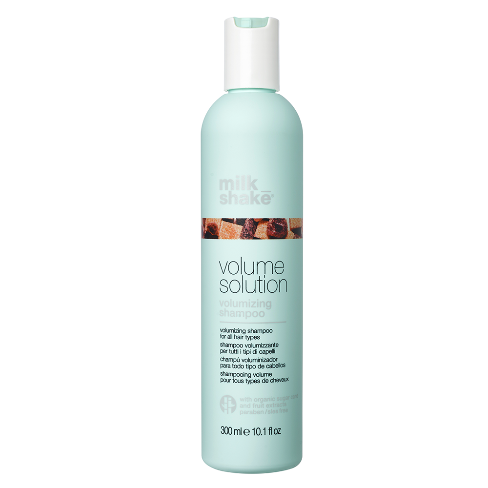 volume solution shampoo
