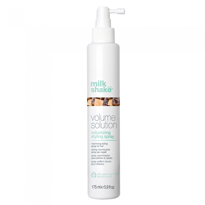 volume solution styling spray