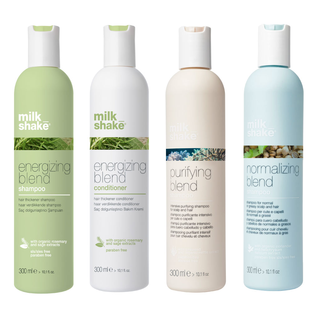 Haar- und Kopfhautpflege von milk_shake