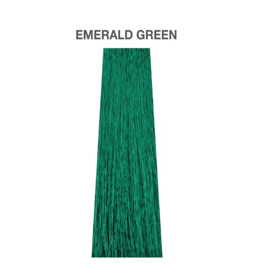 milk_shake direct colour_emerald green