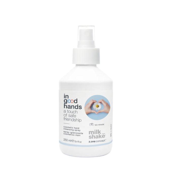 in good hands_milk shake Desinfektionsspray