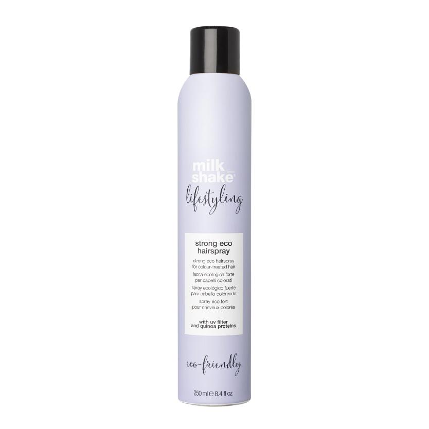 Glanzspray mit Soft-Effekt Dieser superfeine Nebel hinterlässt das Haar weich und glänzend, ohne es zu beschweren. Gibt keinen Halt. Es ist für alle Haartypen geeignet, ist antielektrisierend und schützt vor Hitze.
